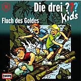 CD Die drei ??? Kids 11 - Fluch des Goldes