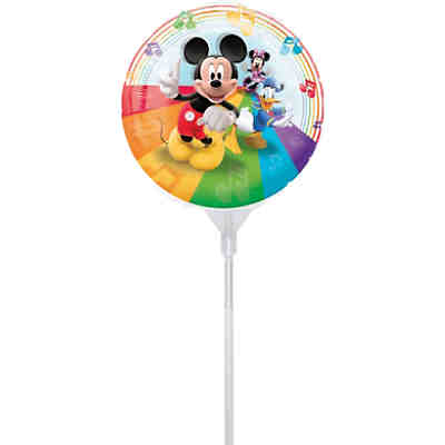 Folienballon Disney Mickey Mouse Clubhouse 3 Stück
