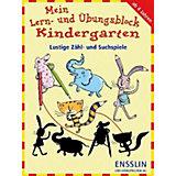 Mein Lern- und Übungsblock Kindergarten: Lustige Zähl- und Suchspiele