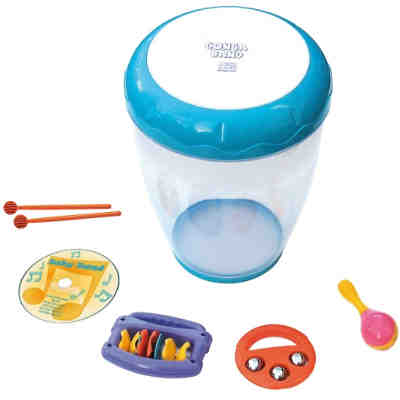 Baby Conga Band, Set mit Audio-CD