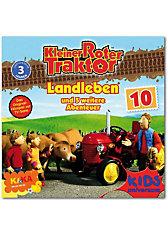 CD Kleiner Roter Traktor 10 - Landleben und 5 weitere Abenteuer