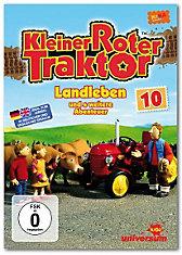 DVD Kleiner Roter Traktor 10 - Landleben und 4 weitere Geschichten