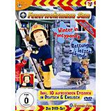 DVD Feuerwehrmann Sam 2-DVD Box Set Volume 3