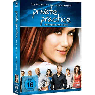 DVD Private Practive - Season 2