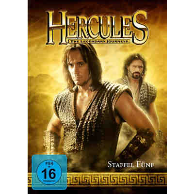 DVD Hercules TV Serie - Staffel 5