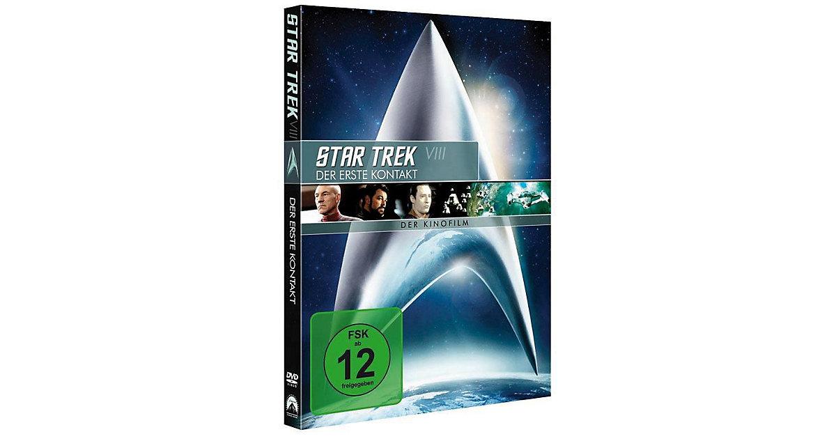 DVD Star Trek 8 - Der erste Kontakt - Remastered