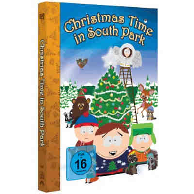 DVD South Park - Christmas Time in South Park