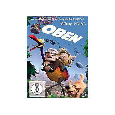 DVD Disneys Oben