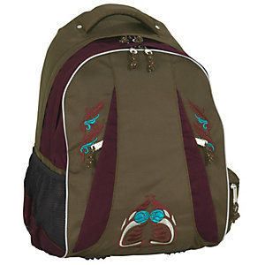 TiE Halfpipe Violet Backpack