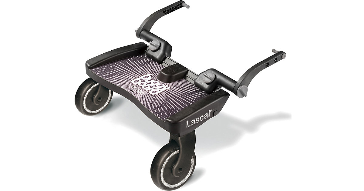 BuggyBoard Maxi schwarz + Verlängerung