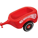 Bobby Car Trailer Red