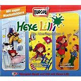 CD Hexe Lilli - Abenteuerbox 4 (3 CDs)