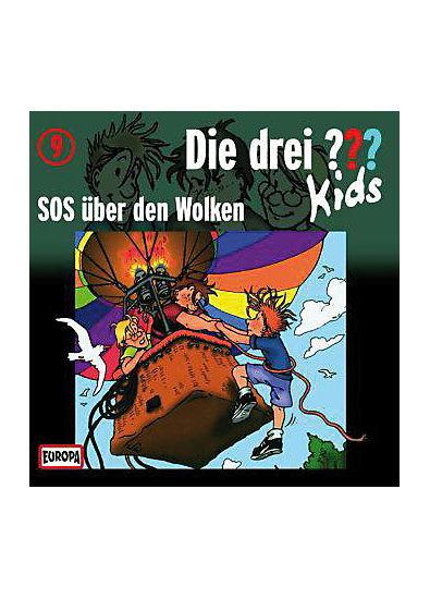 Die drei ??? Kids: SOS über den Wolken, Audio-CD