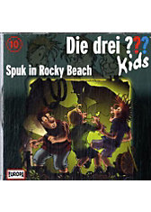 Die drei ??? Kids: Spuk in Rocky Beach, Audio-CD