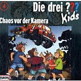 Die drei ??? Kids: Chaos vor der Kamera, 1 Audio-CD