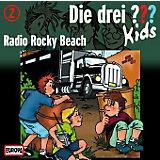Die drei ??? Kids: Radio Rocky Beach, 1 Audio-CD