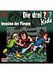 Die drei ??? Kids: Invasion der Fliegen, 1 Audio-CD