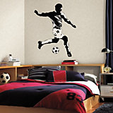 Footballer Wall Picture