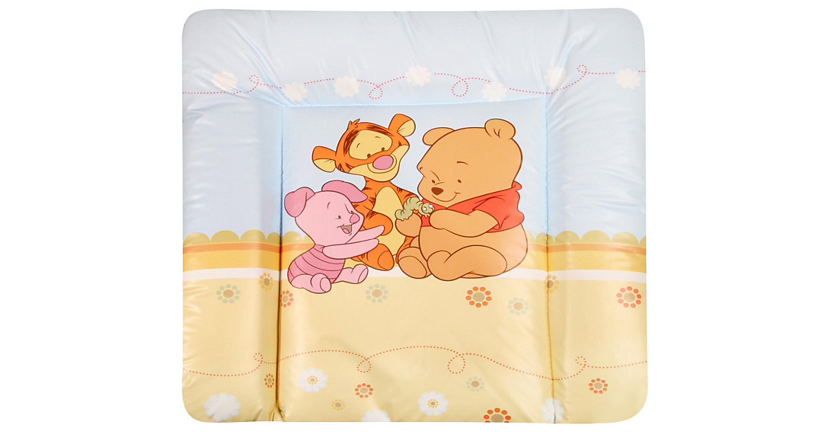 Wickelauflage Softy, Baby Pooh and Friends, 85 x 75 cm