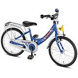 PUKY Fahrrad ZL16-1 ALU blau Fußball