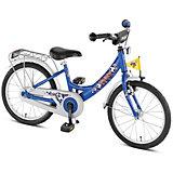 PUKY Fahrrad ZL18-1 ALU blau Fußball