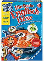 Lernspiel Die freche Englisch-Hexe