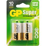 Batterien 2er Blister (C, Baby, LR 14, AM-2, UM-2)