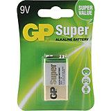 Batterien 1er Blister (9V, E-Block, 6LR 61, AM-6)