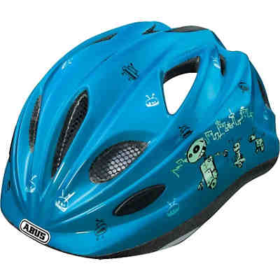 ABUS Fahrradhelm Chilly robot blue