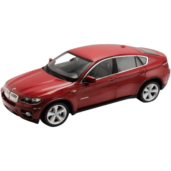 Welly BMW X 6 rot  1:24