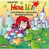 CD Hexe Lilli - und Hektors verzwickte Drachenprüfung
