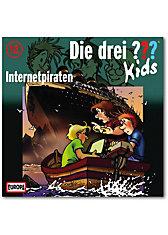 CD Die drei ??? Kids 12 -Internetpiraten