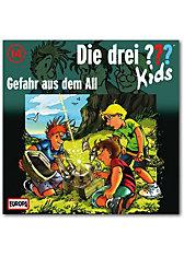 CD Die drei ??? Kids 14 - Gefahr aus dem All