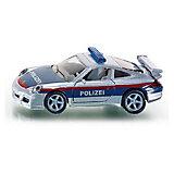 SIKU 1495 038 AUSTRIA Police Porsche 1:55