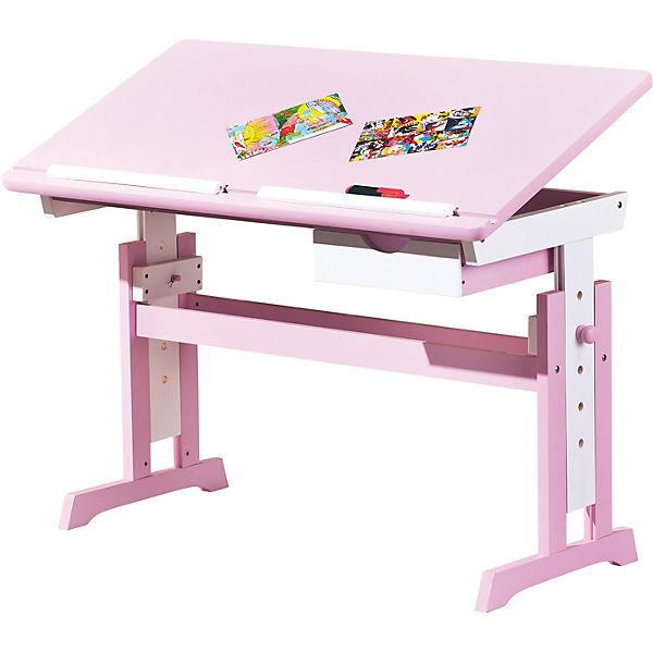 abc schreibtisch titje, rosa/weiß, | mytoys, Schlafzimmer design