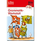 LÜK: Grammatik-Werkstatt, 5. Klasse, Übungsheft