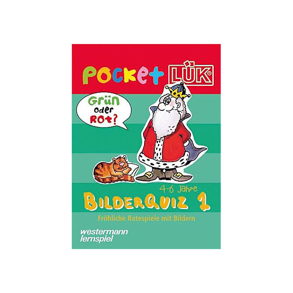 pocket LÜK: BilderQuiz 1