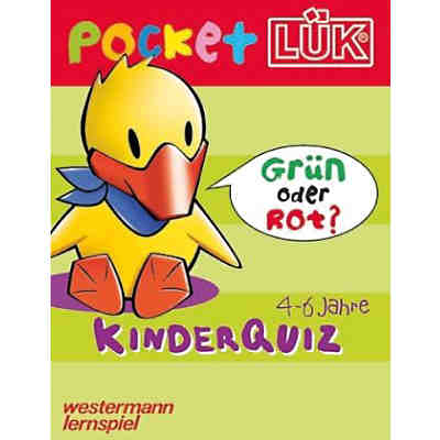 pocket LÜK: KinderQuiz
