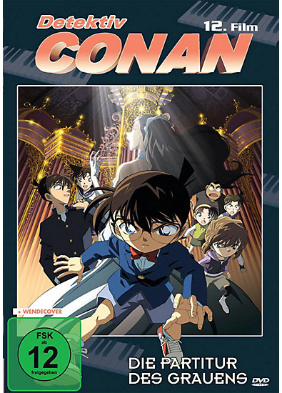 DVD Detektiv Conan  Die Partitur des Grauens myToys