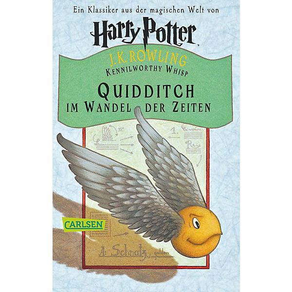 quidditch im wandel der zeiten kennilworthy whisp mytoys. Black Bedroom Furniture Sets. Home Design Ideas
