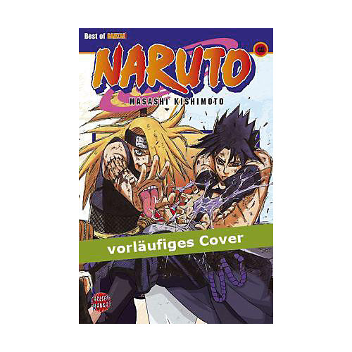 Buch - Naruto Bd. 40