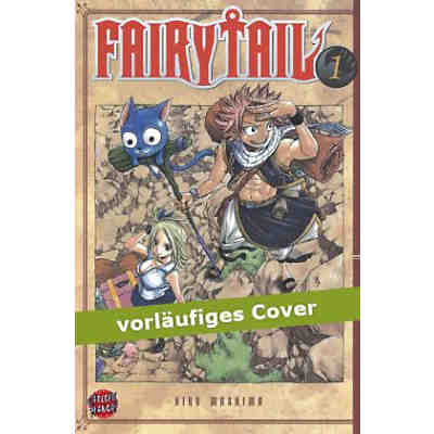 Fairy Tail Bd. 1