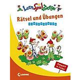 LernSpielZwerge: Rätsel und Übungen Kindergarten