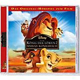 CD Walt Disney Der König der Löwen 2 - Simbas Königreich