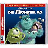 CD Walt Disney Die Monster AG