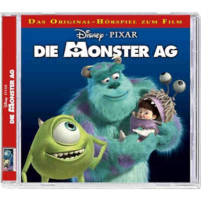 CD Walt Disney Die Monster AG