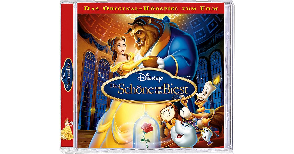 CD Walt Disney Die Schöne und das Biest Hörbuch