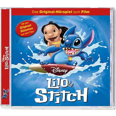 CD Walt Disney Lilo & Stitch