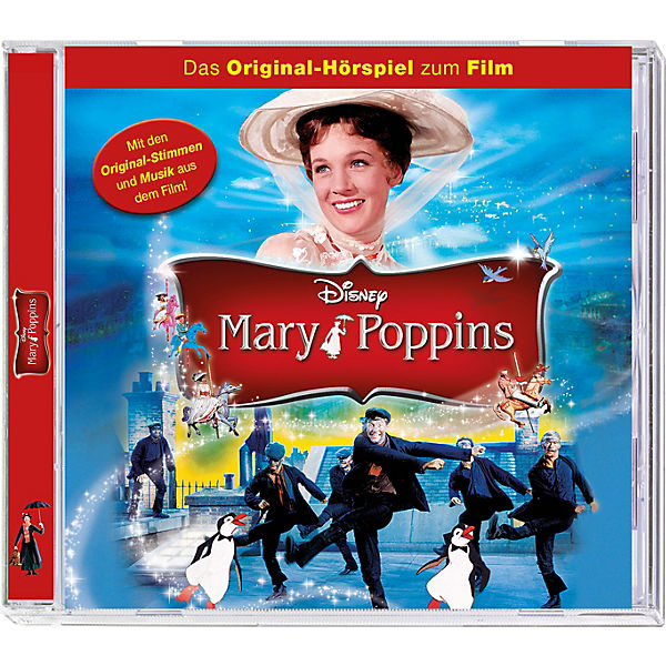 CD Walt Disney Mary Poppins