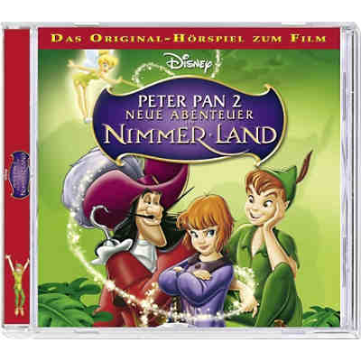 CD Walt Disney Peter Pan 2